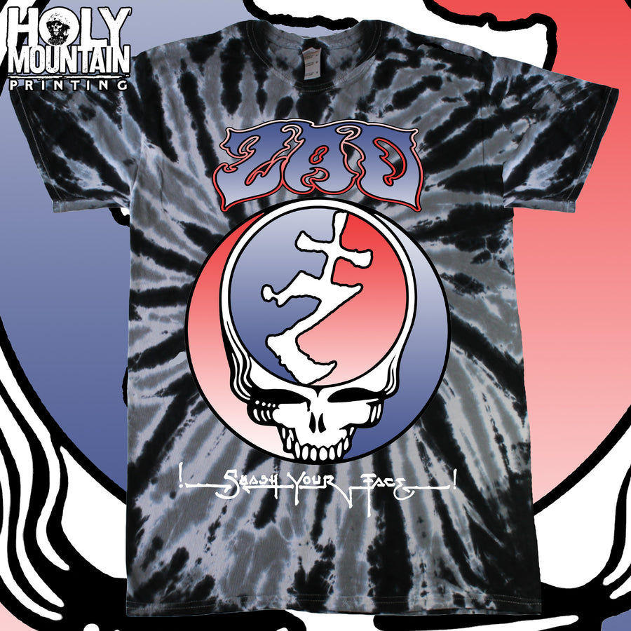"ZAO ""SMASH YOUR FACE"" SHIRT"