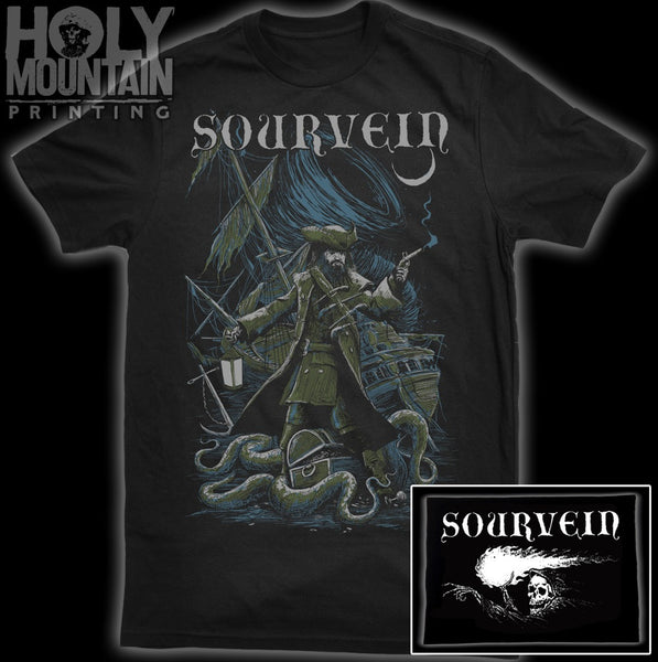 SOURVEIN SHIRT / PATCH COMBO