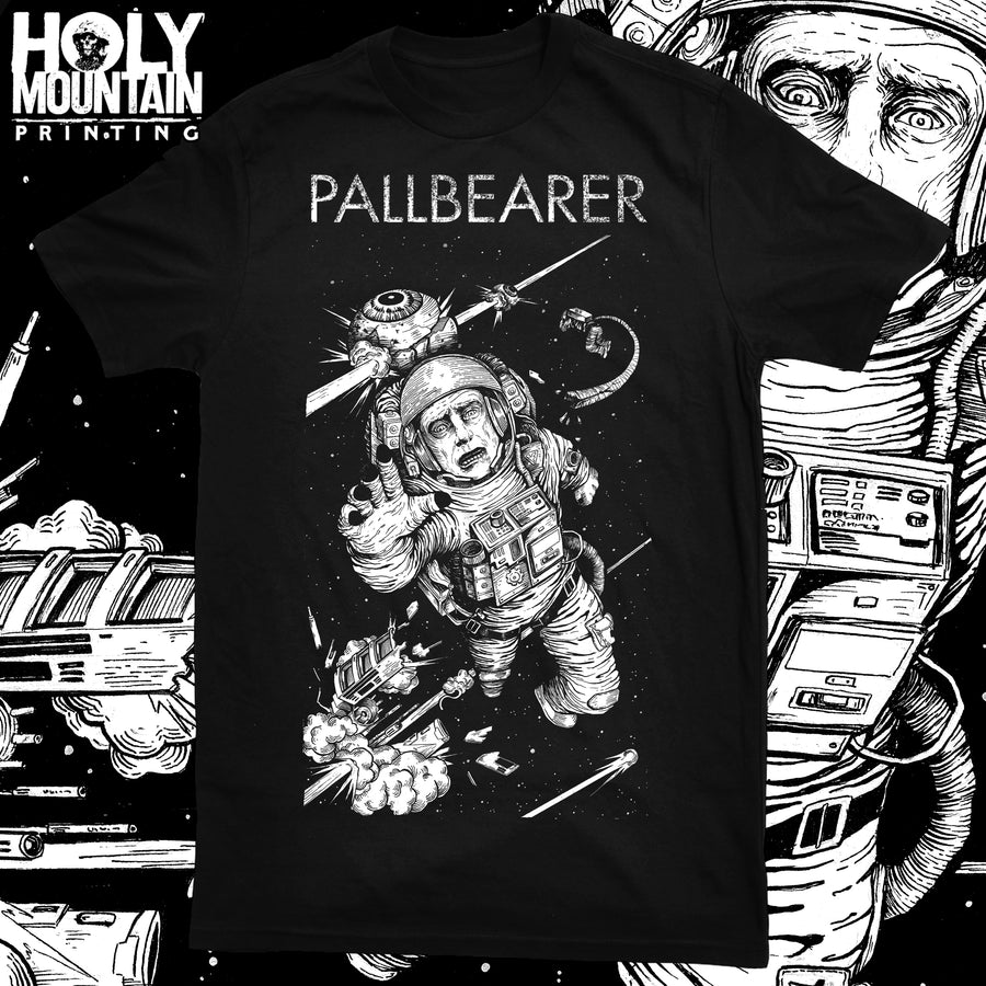 "PALLBEARER ""SPACE DEATH"" SHIRT"