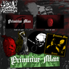 PRIMITIVE MAN STICKER PACK