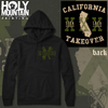 "EARTH CRISIS ""TAKEOVER"" HOODED SWEATSHIRT"