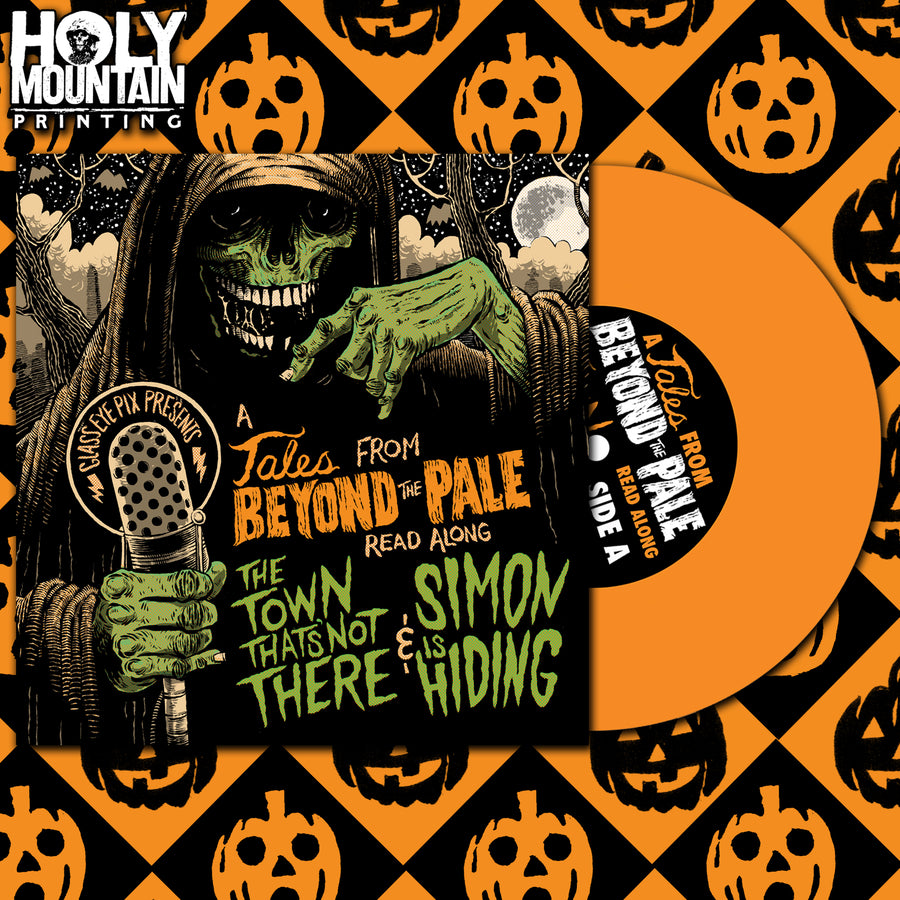 "TALES FROM BEYOND THE PALE READ ALONG  7"" VINYL RECORD"