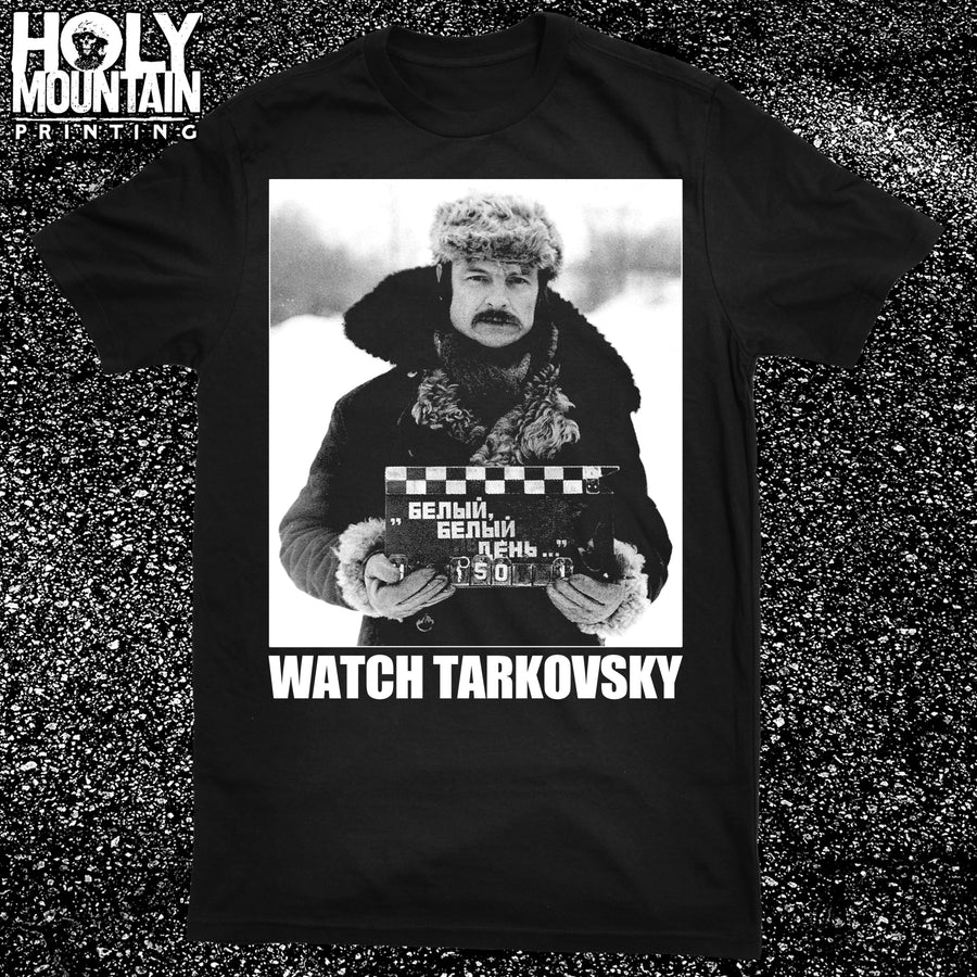 WATCH TARKOVSKY SHIRT