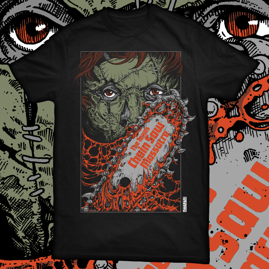 THE TEXAS CHAINSAW MASSACRE SHIRT