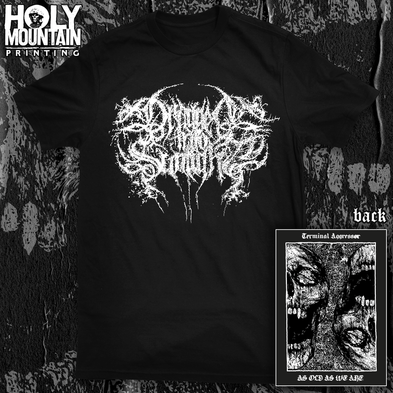 "DRAGGED INTO SUNLIGHT ""Terminal Aggressor II"" SHIRT"