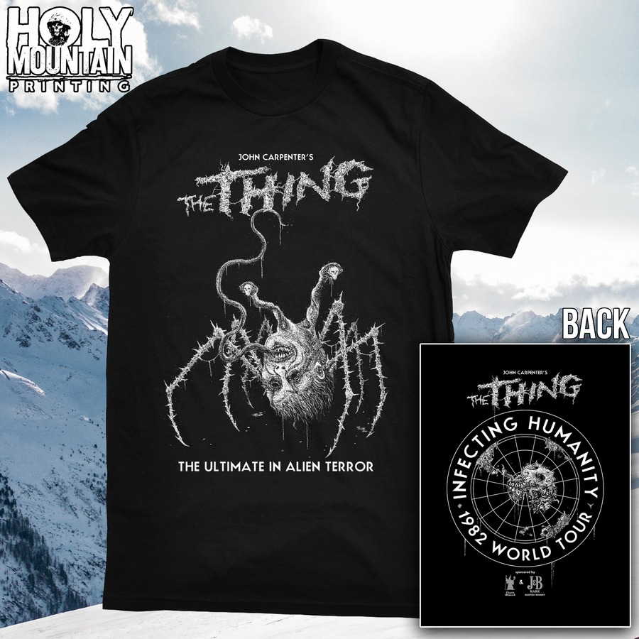 VBERKVLT THE THING SHIRT