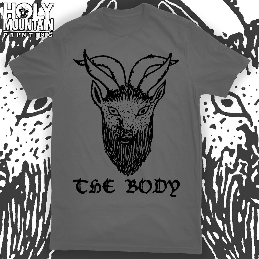 "THE BODY ""THE GOAT"" SHIRT"
