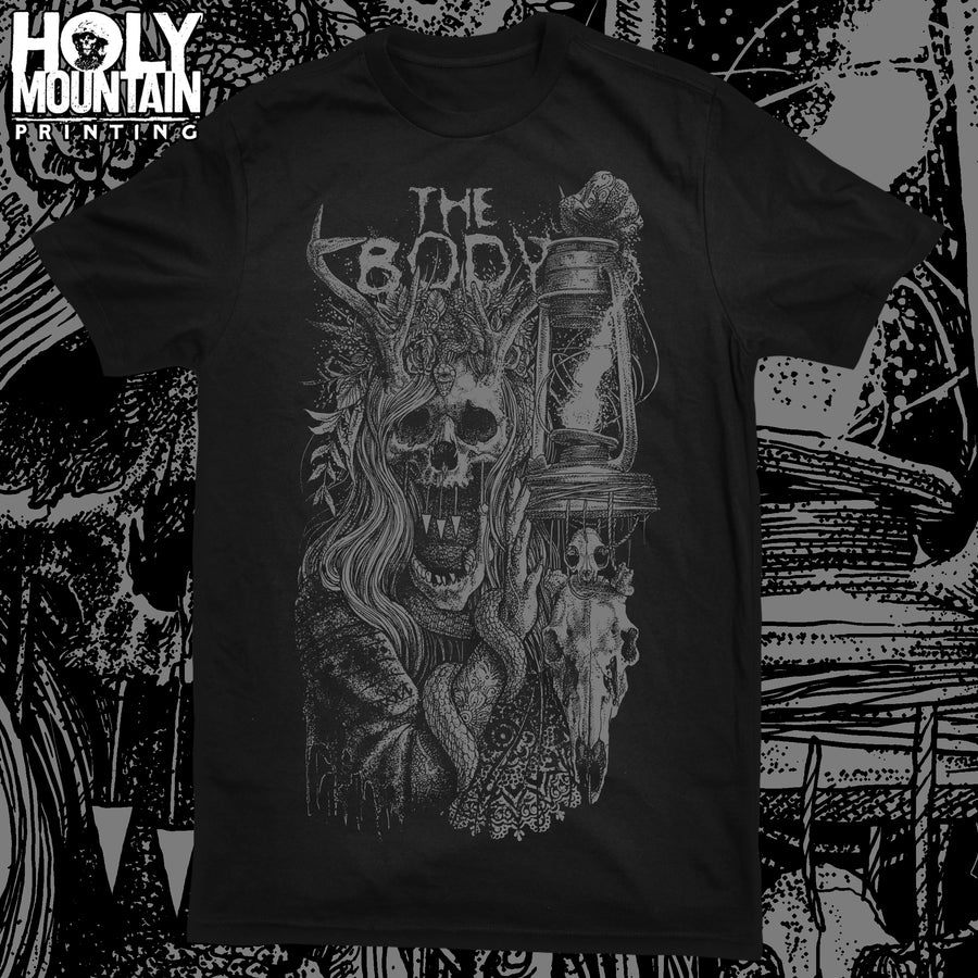 "THE BODY ""THE LIGHT"" SHIRT"