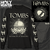 "TOMBS ""MONARCHY OF SHADOWS"" LONG SLEEVE"