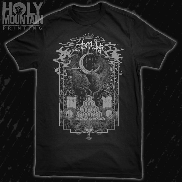 "TOMBS ""WOLVES"" SHIRT"