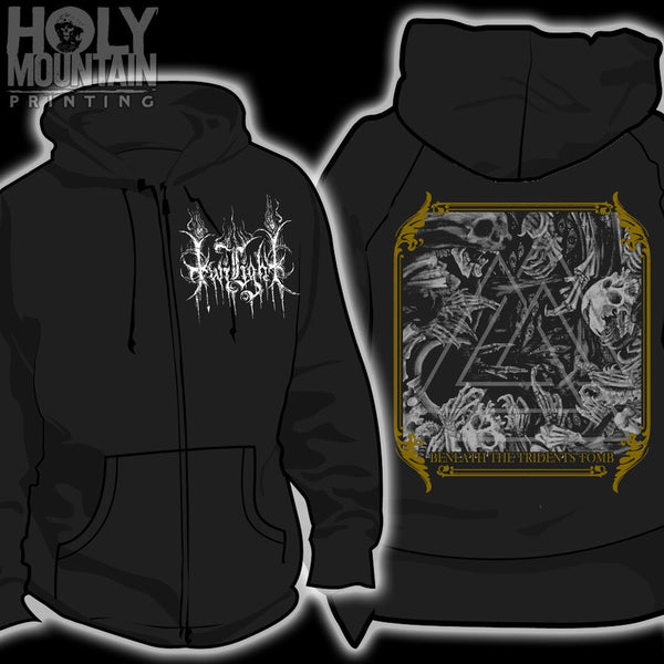 "TWILIGHT ""BENEATH THE TRIDENTS TOMB"" ZIP HOOD"