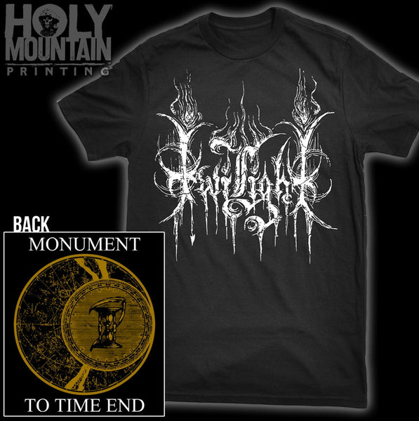 "TWILIGHT ""MONUMENT TO TIME END"" SHIRT"