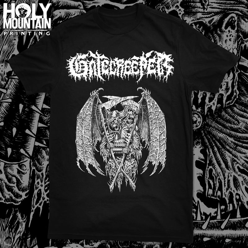 "GATECREEPER ""TWIN REAPER"" SHIRT"