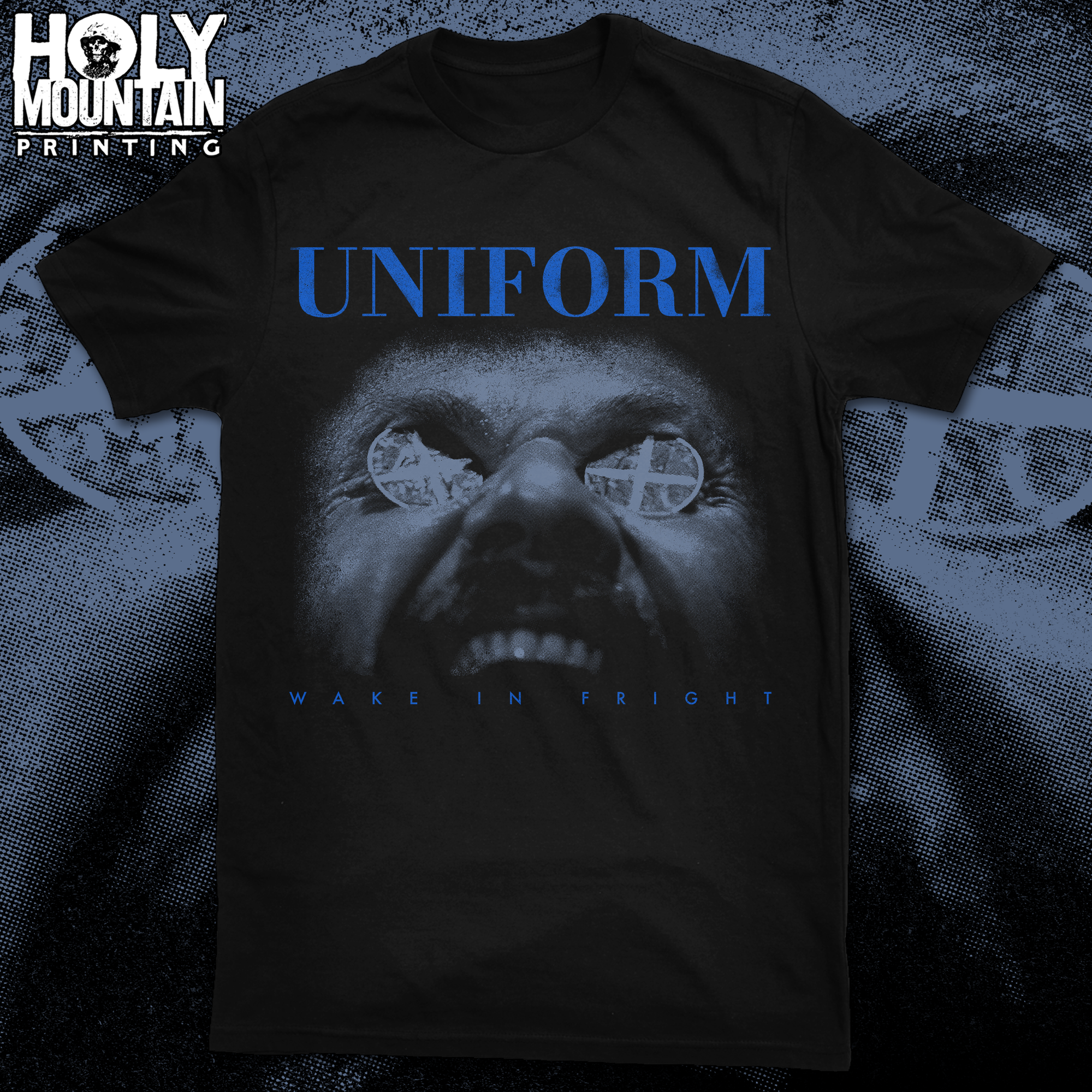 "UNIFORM ""FRIGHT"" SHIRT"