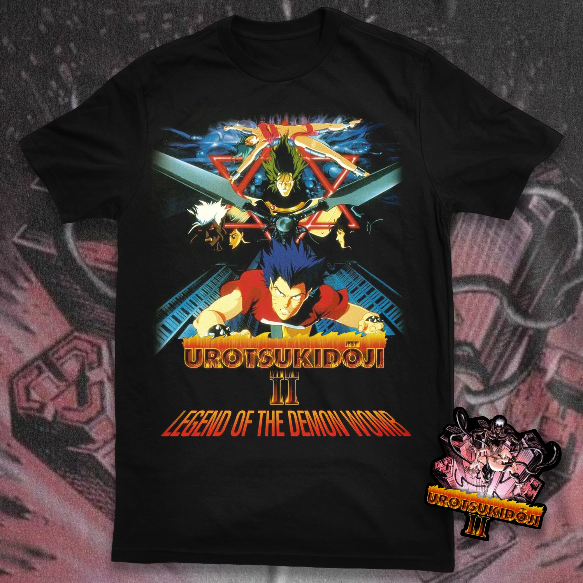 """DEMON WOMB"" SHIRT"
