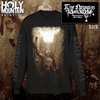 "PETER BESTE ""TRUE NORWEGIAN BLACK METAL""  LONG SLEEVE SHIRT"