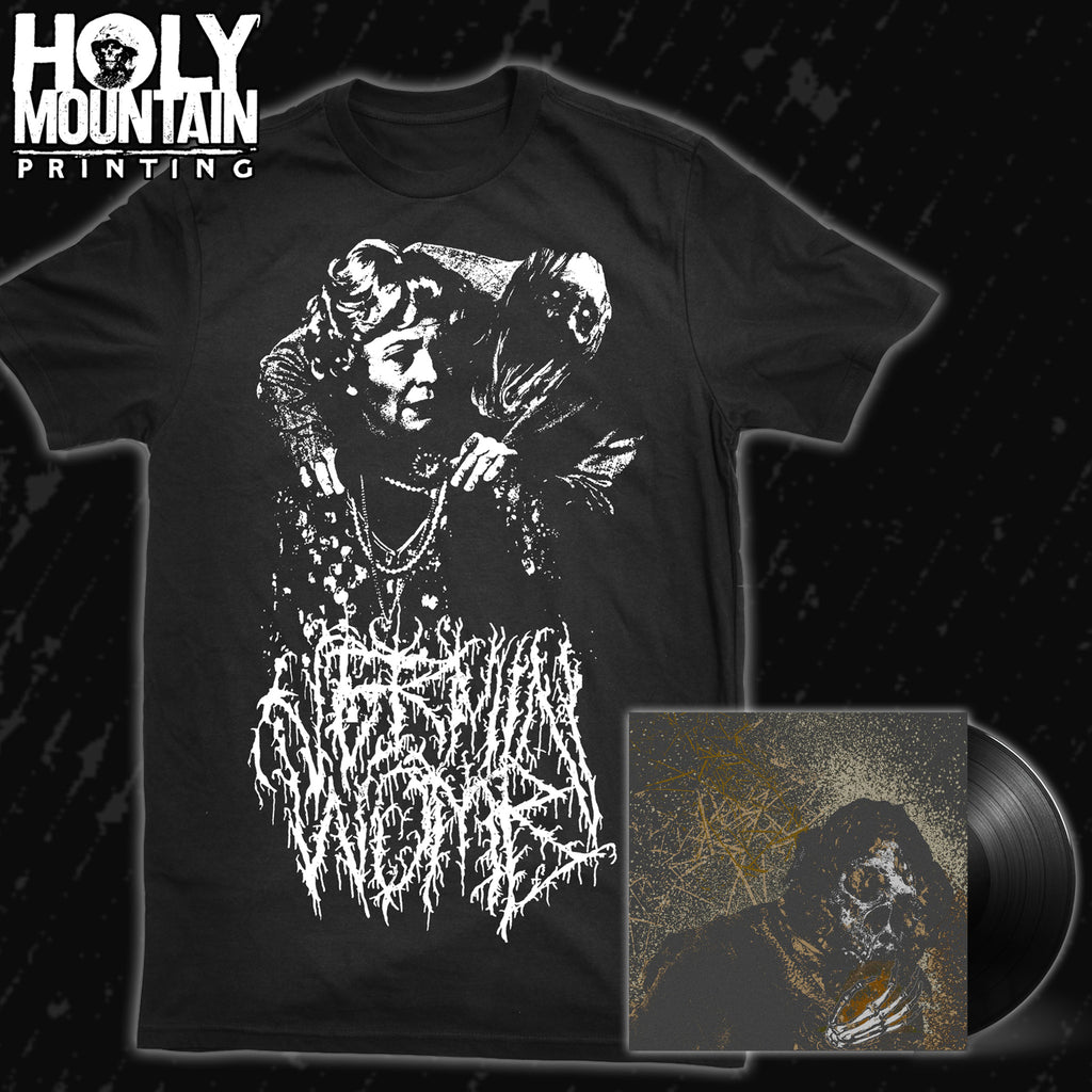 "VERMIN WOMB ""DECLINE"" SHIRT / VINYL PACKAGE"