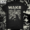 "WAKE ""MISERY RITES"" SHIRT"