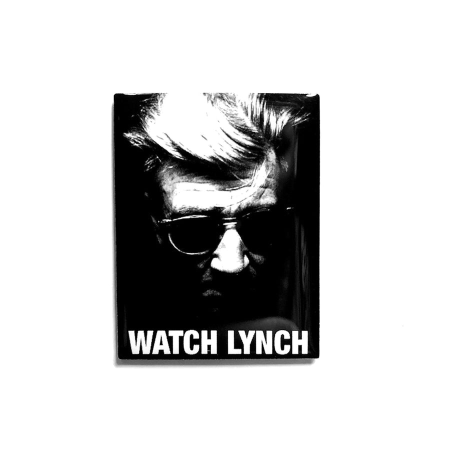 WATCH LYNCH METAL PIN