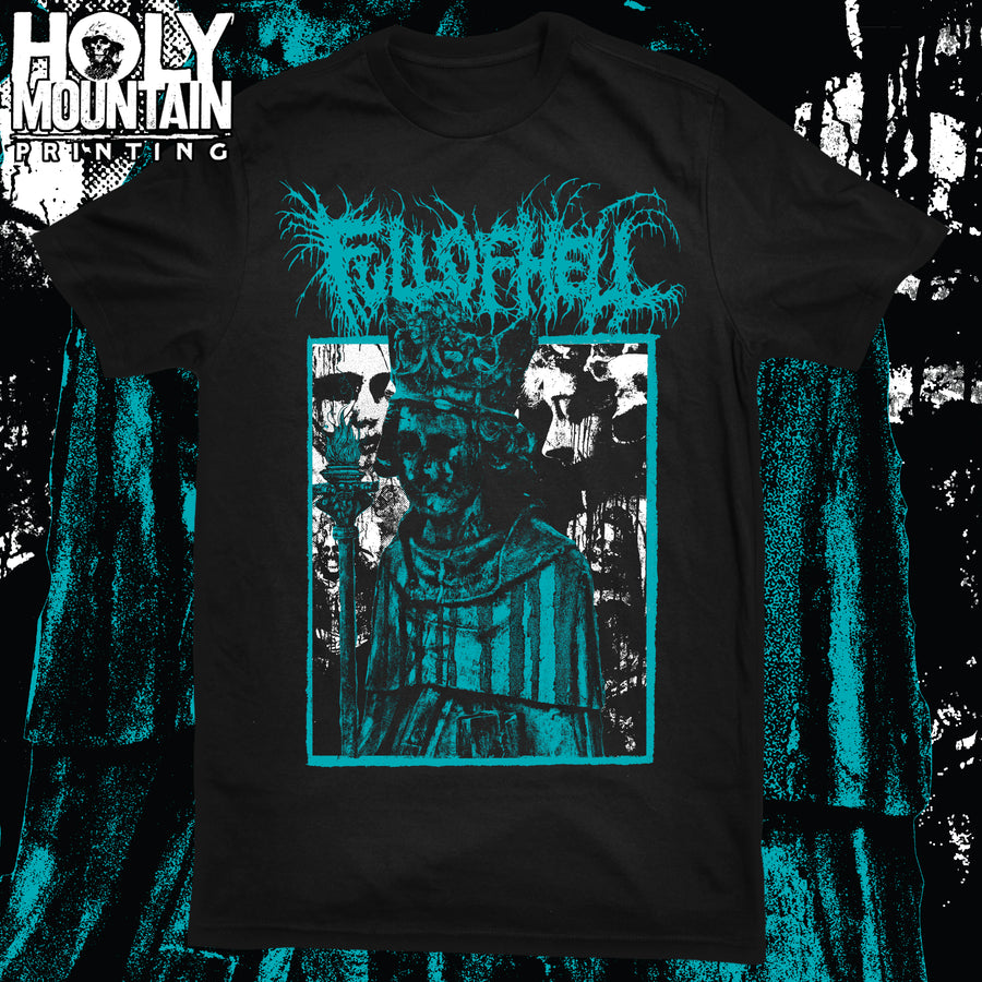 "FULL OF HELL ""WOUND OF WOUNDS"" SHIRT"