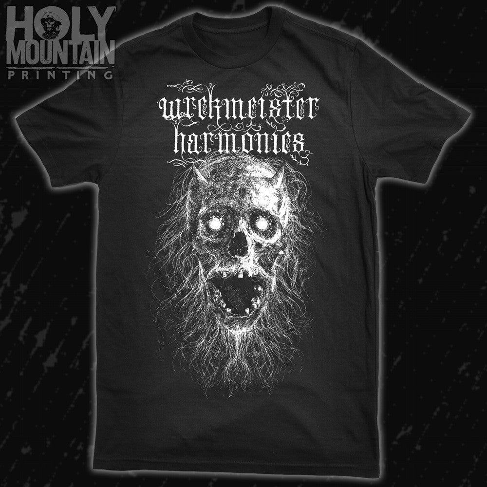 "WREKMEISTER HARMONIES ""RUN PRIEST RUN"" SHIRT"