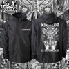 "XIBALBA ""LA INJUSTICIA"" WINDBREAKER JACKET"