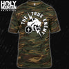 "YOUNG AND IN THE WAY ""CAMO"" SHIRT"