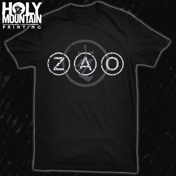 "ZAO ""CIRCLE LOGO"" SHIRT"