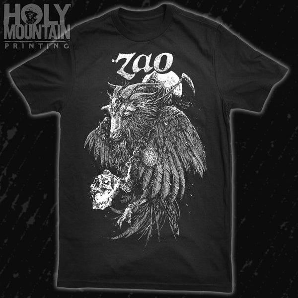 "ZAO ""DEATH REAPER"" SHIRT"