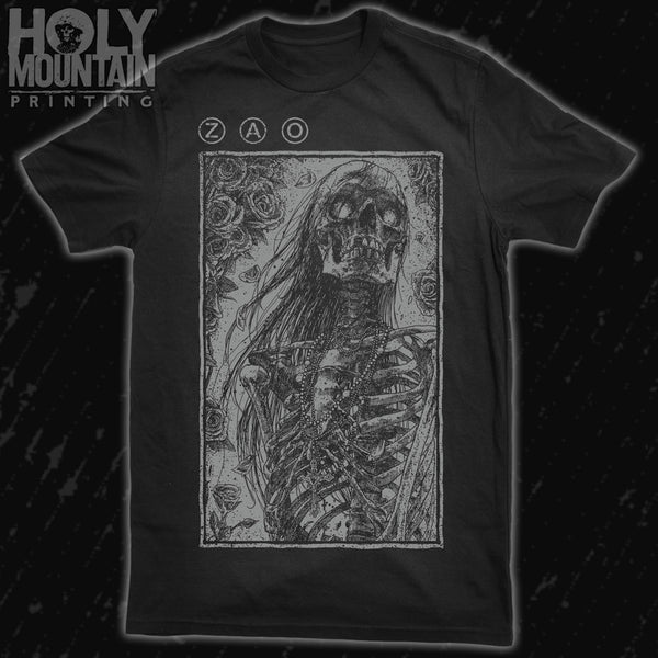 "ZAO ""SKELETON"" SHIRT"