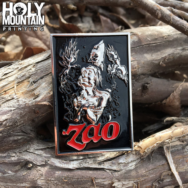 ZAO METAL PIN