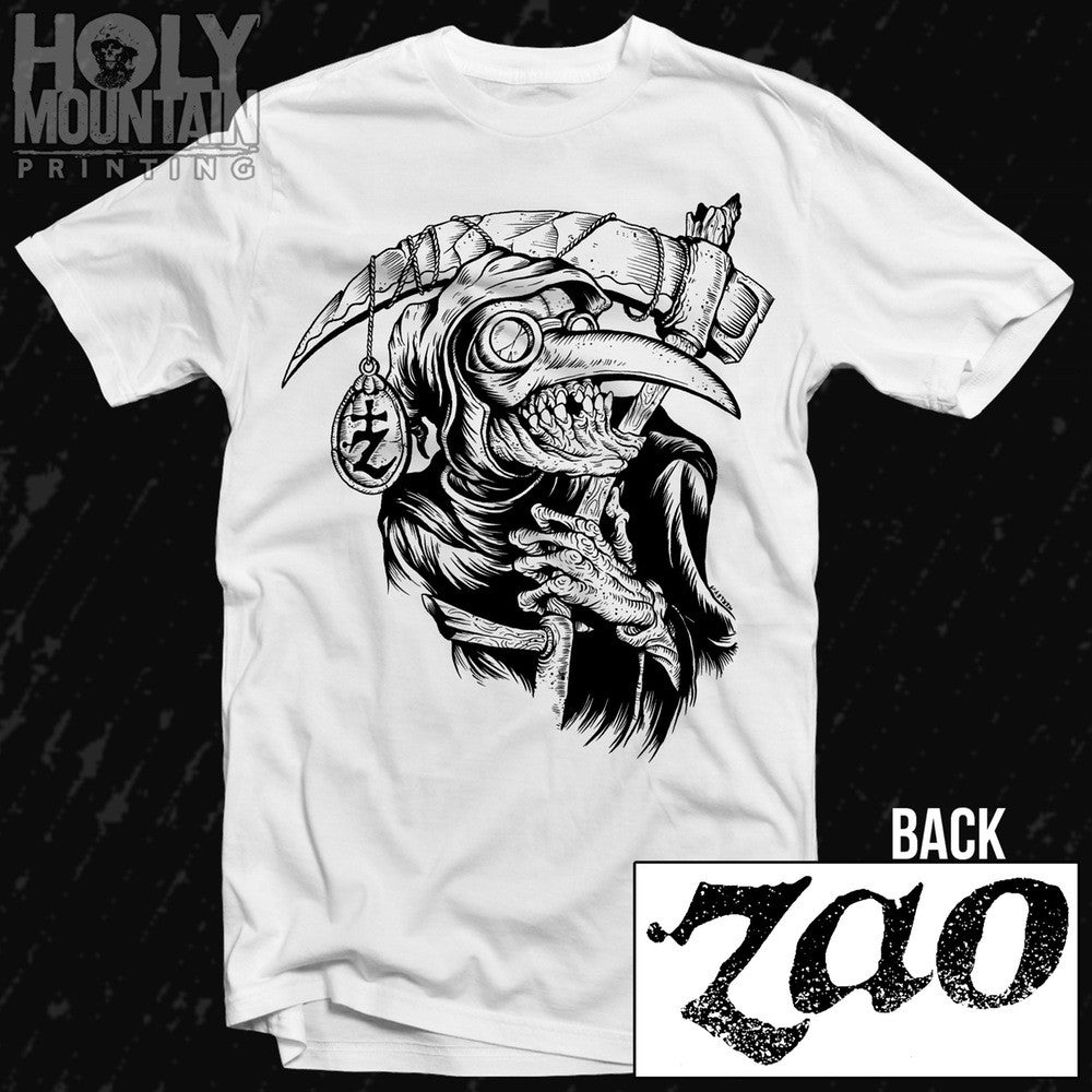 "ZAO ""PLAGUE MASK"" SHIRT"
