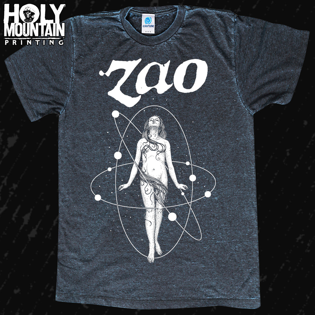"ZAO ""A DIMENSION UNKOWN"" SHIRT"