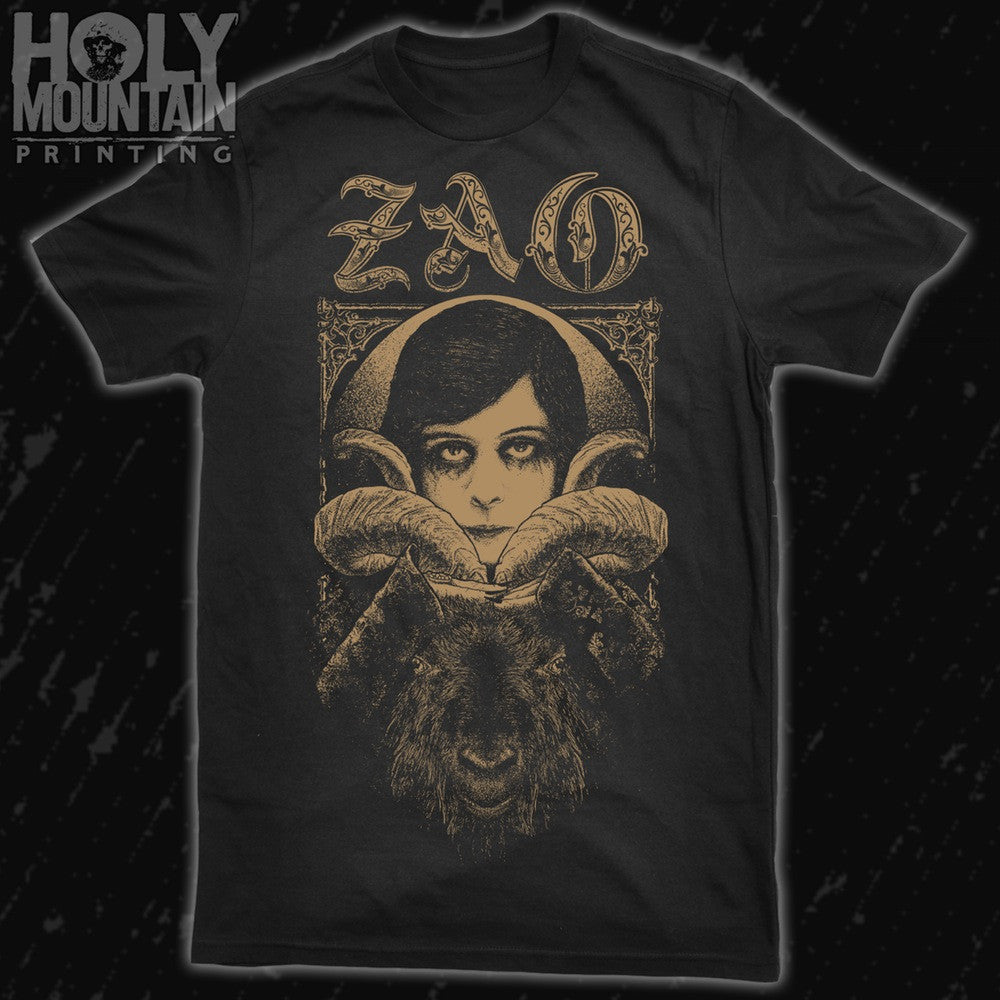 "ZAO ""WEEPING VESSEL"" SHIRT"