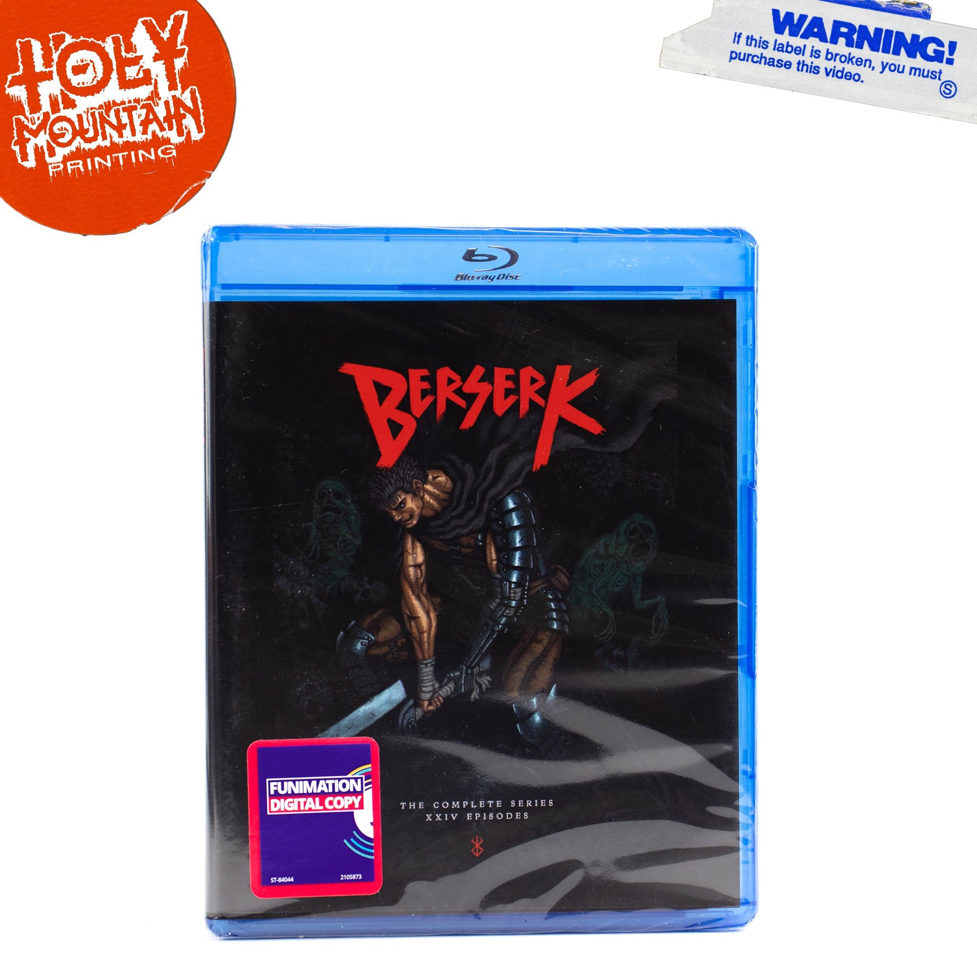 Berserk: The Complete Series - Blu-Ray