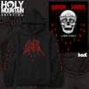 "CULT LEADER ""SUFFER"" PULLOVER HOODIE"