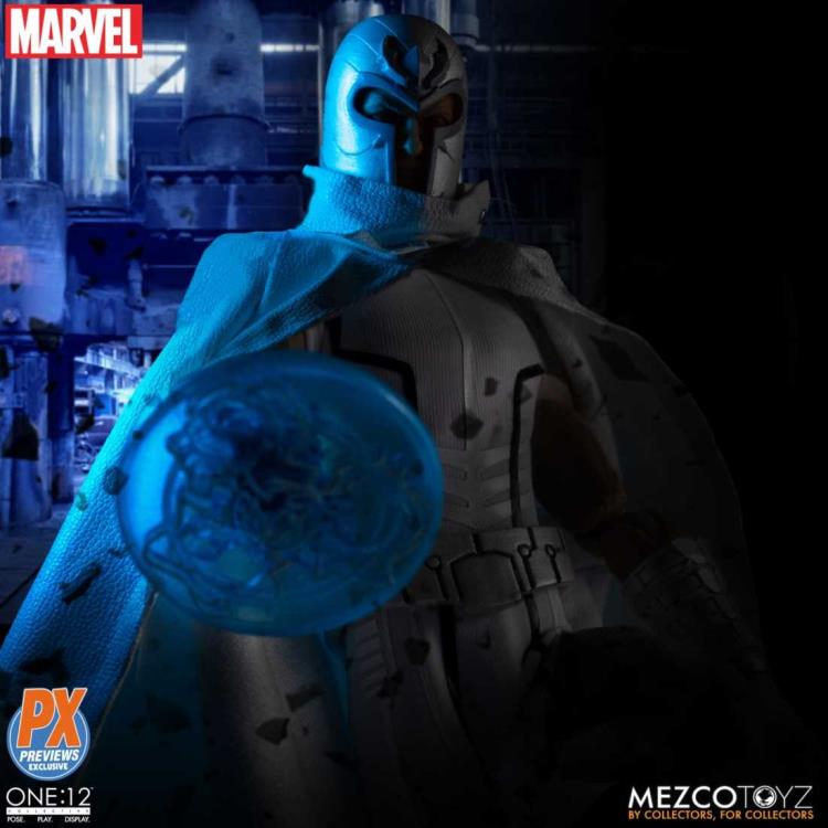X-Men Magneto Marvel NOW! Edition One:12 Collective Action Figure - Previews Exclusive