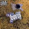 BORIS LOGO PIN