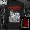 "OF FEATHER AND BONE ""EXHUMED"" LONG SLEEVE SHIRT"