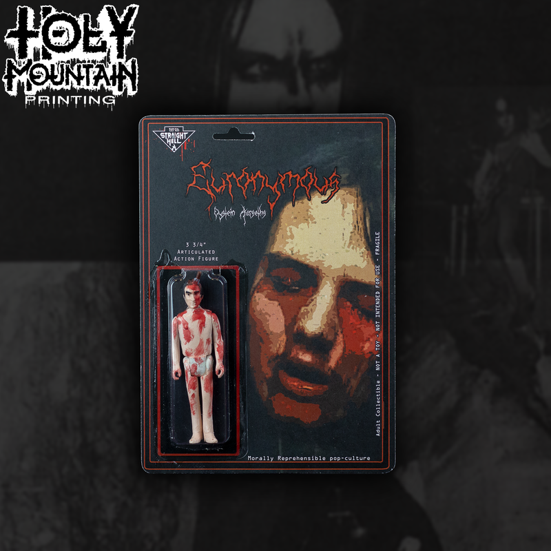 STRAIGHT TO HELL TOY CO - EURONYMOUS FIGURE