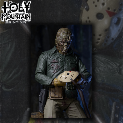 "NECA - Friday The 13th – 7"" Ultimate Part 6 Jason"