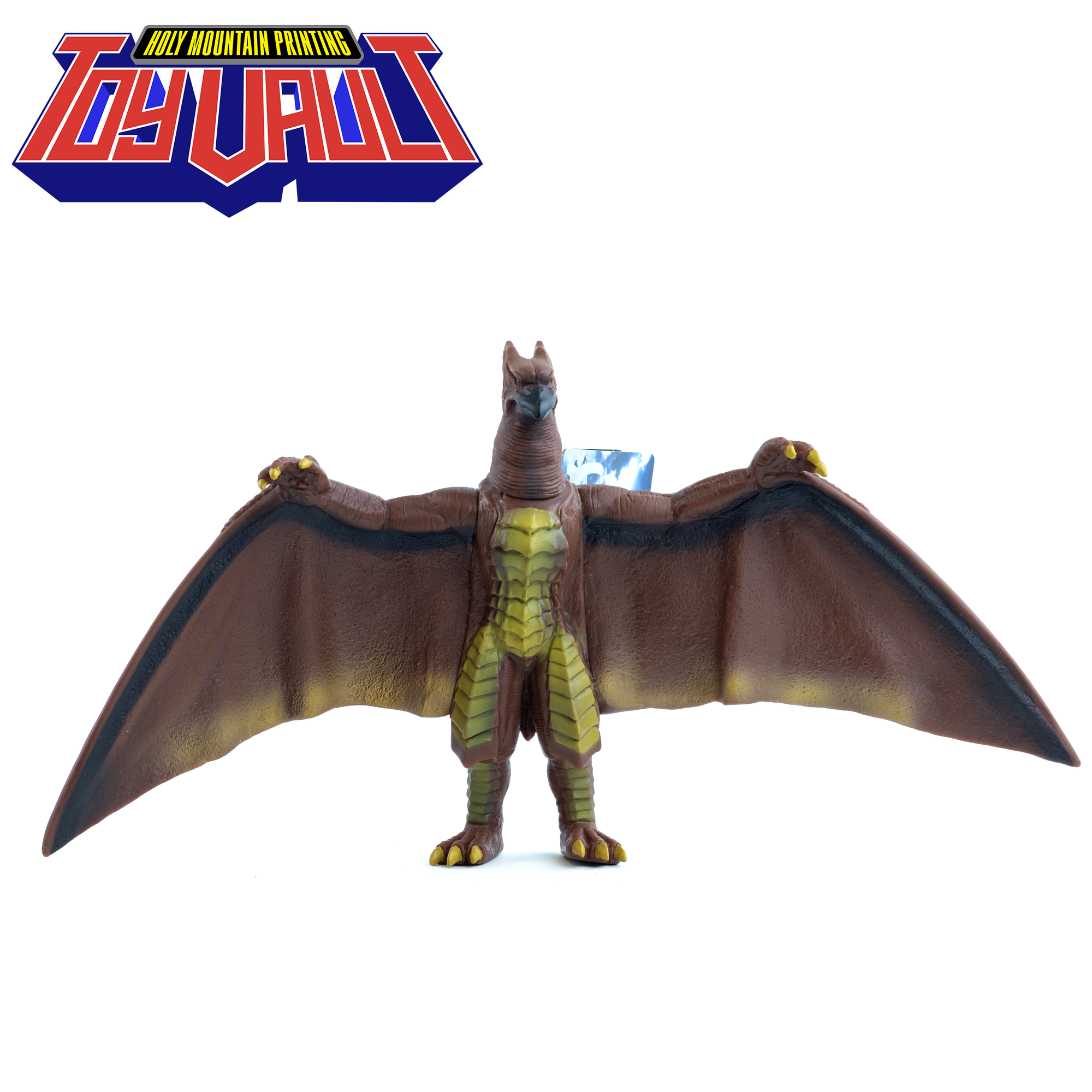 BANDAI - MOVIE MONSTER SERIES RODAN FIGURE