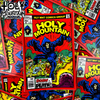 "HOLY MOUNTAIN ""DOOM IS THE SONG OF DEATH"" STICKER"