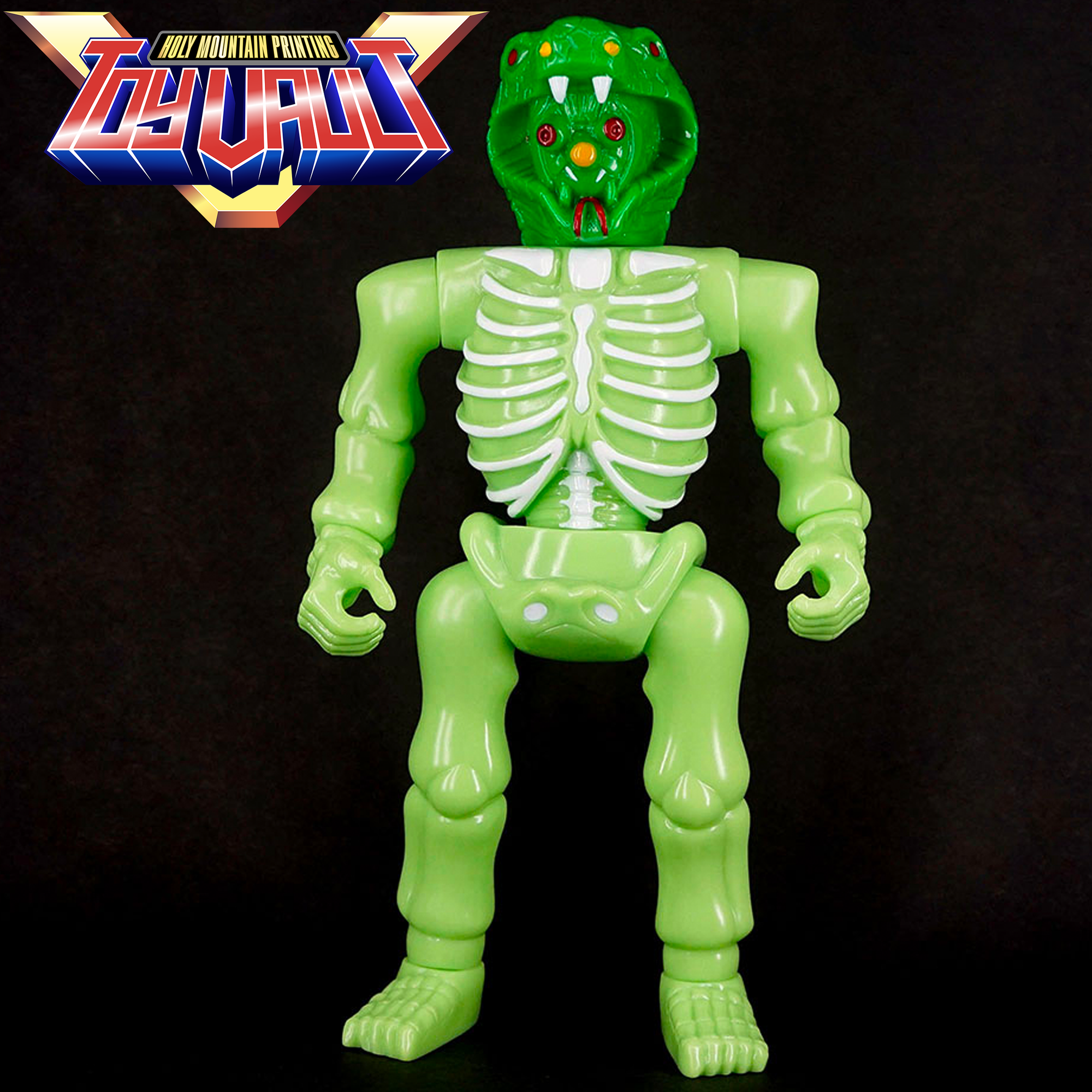 "Skullworld Warriors ""Venom"" - Sofubi"