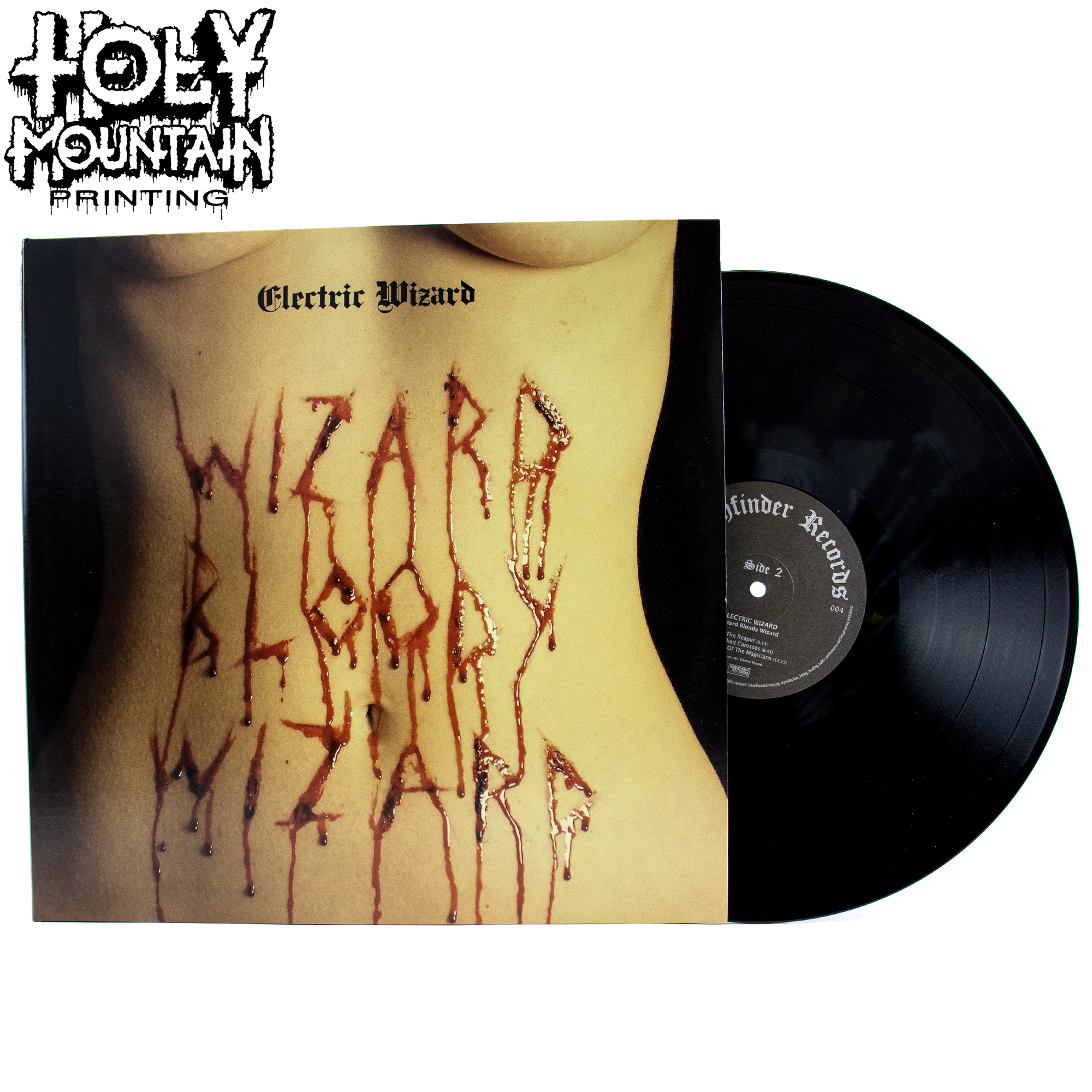 "Electric Wizard ""Wizard Bloody Wizard"" Vinyl Record"