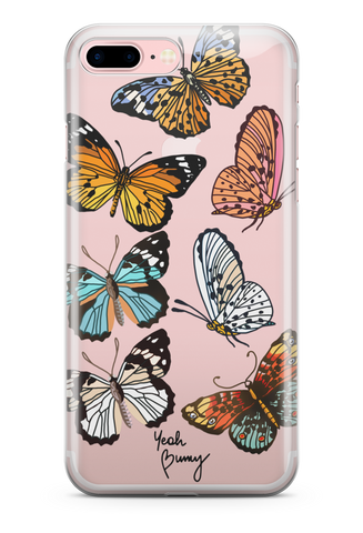 Case - Butterfly - iPhone 8/7 PLUS