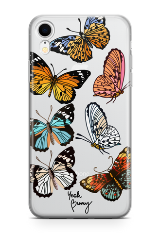 Case - Butterfly - iPhone Xr