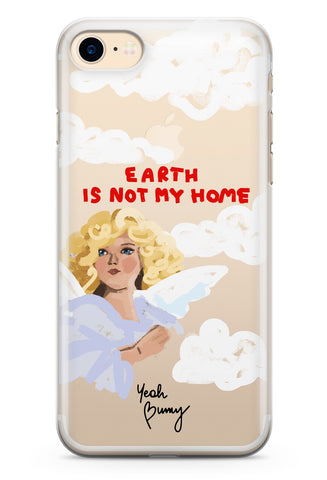 Case - Angel - Earth is not my home - iPhone 8/7/6