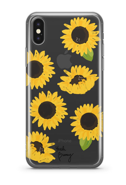 Case - Sunflowers - iPhone Xs/X