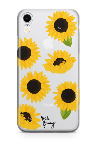 Case - Sunflowers - iPhone Xr